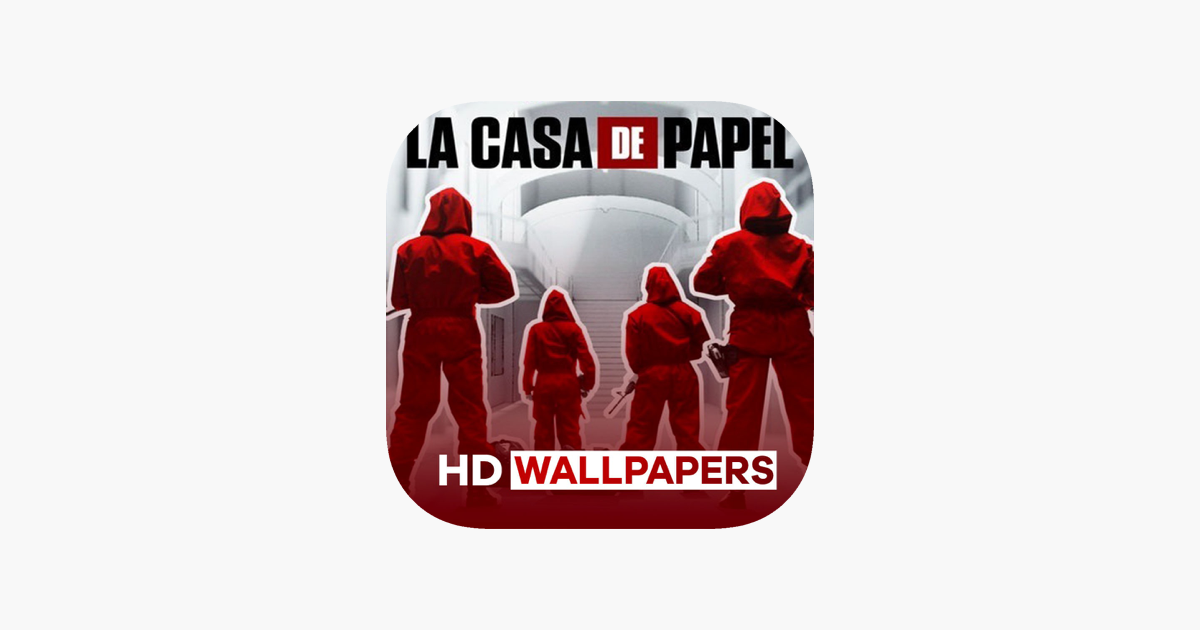 La Casa De Papel Hd Wallpapers Dans Lapp Store