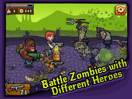 Zombie West: Dead Frontierのおすすめ画像3
