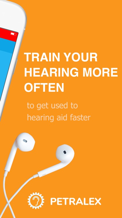 Petralex Hearing aid screenshot-4