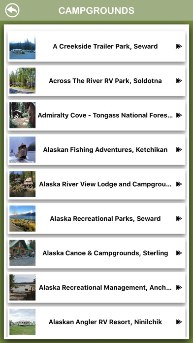 Alaska Campgrounds Offline-2