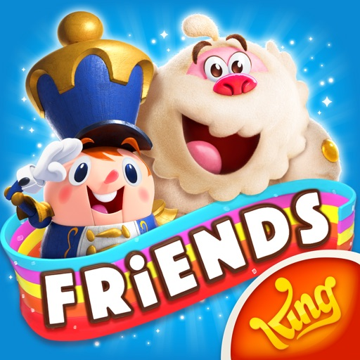 Candy Crush Friends Saga app for iphone