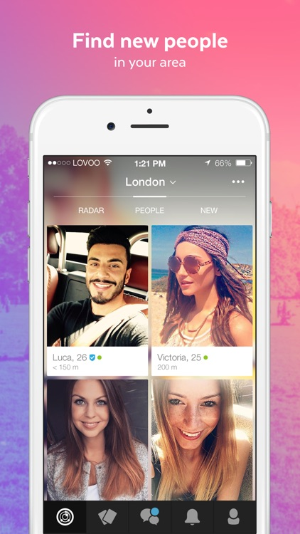 LOVOO – Dating Chat screenshot-0