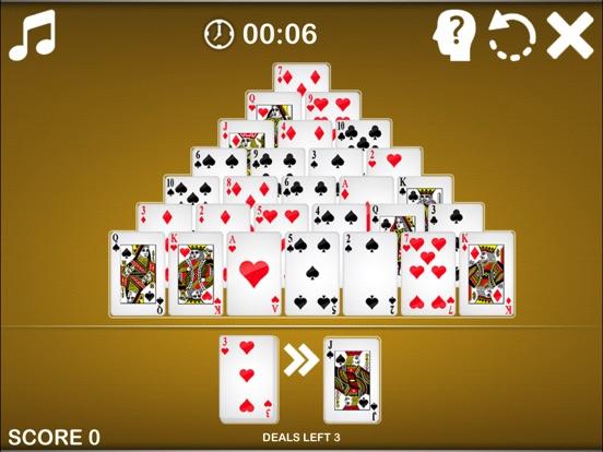Pyramid Solitaire ® screenshot 10