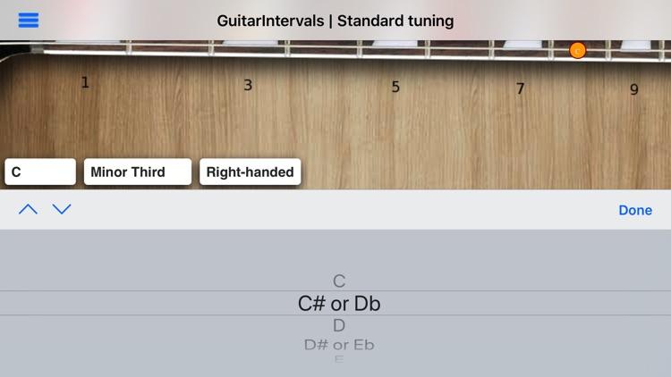 Guitar Intervals screenshot-3