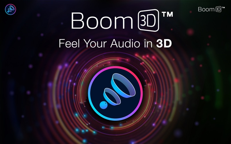 Boom3D: Volume Booster and EQ Screenshots