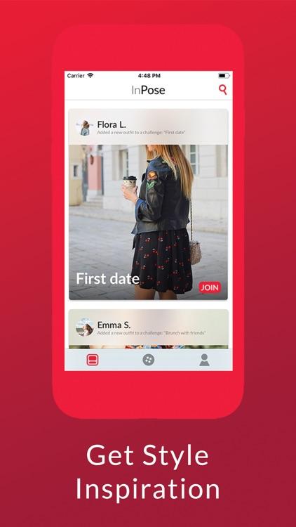 InPose Fashion Challenge App
