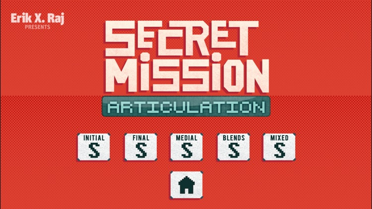Secret Mission Articulation