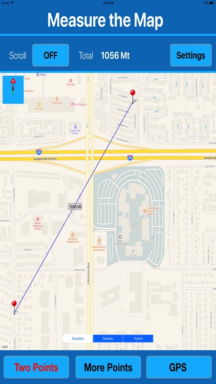 Measure the Map screenshot-4