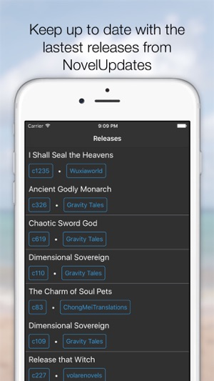 NovelLoop en App Store