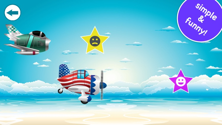 Air Race for Babies screenshot-2