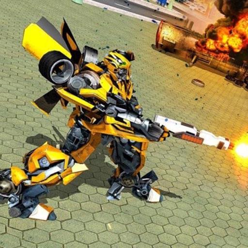 Ultimate Robot: Car Transform