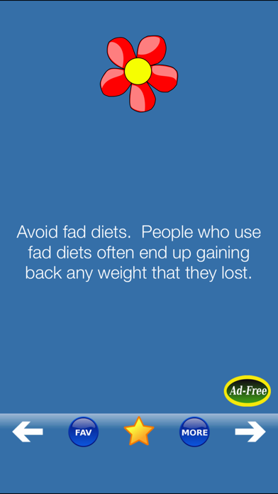 Easy Weight Loss Fitness Tips!Screenshot of 3