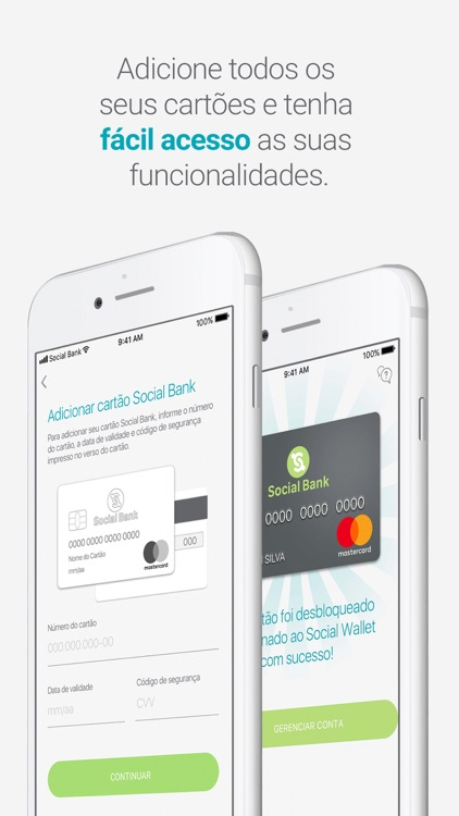 Social Wallet screenshot-3