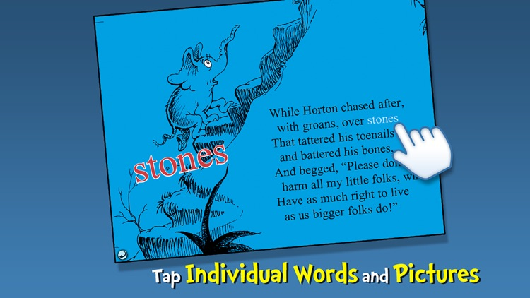 Horton Hears a Who! - Dr. Seuss screenshot-2