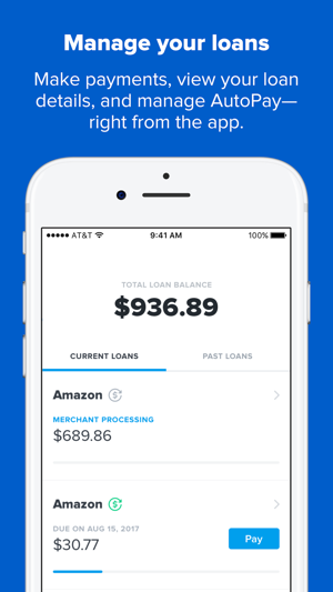 Affirm A Better Way To Pay On The App Store