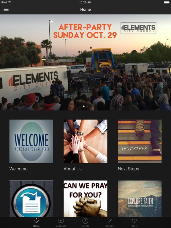 Elements City Church screenshot 4