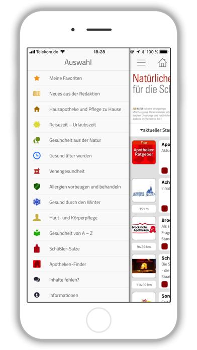 Apotheken-Ratgeber screenshot two