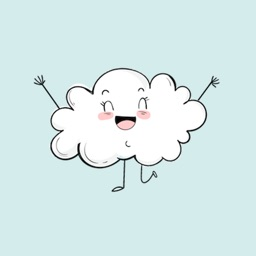 Cloud Cute Stickers