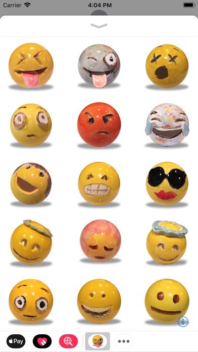 Screenshot #3 pour Emojis by Laura Owens