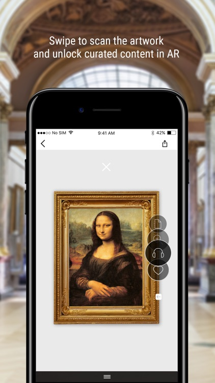 KeyArt: Museum Art Guide in Augmented Reality (AR)