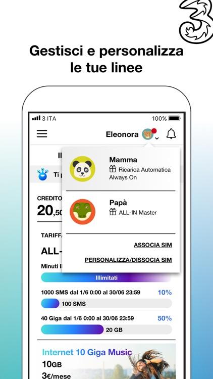 My3 | Area Clienti 3 screenshot-3