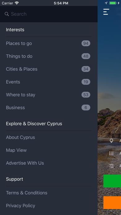 Cyprus Secrets: Travel Guide screenshot two