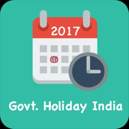 Govt Holiday India 2017