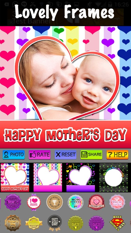 Photo Frames for Mother