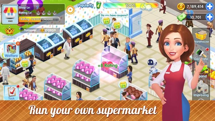 My Supermarket Story: Shopping screenshot-0