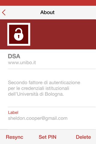 Unibo Pass - náhled