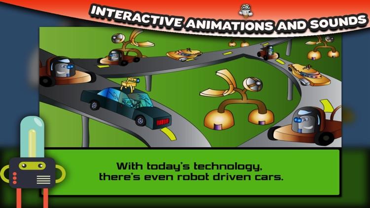 STEM Storiez - Robot Play EDU screenshot-4