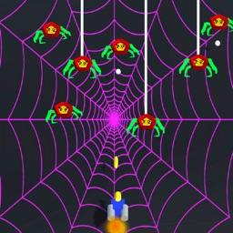 Arachnoids Space Spider Attack
