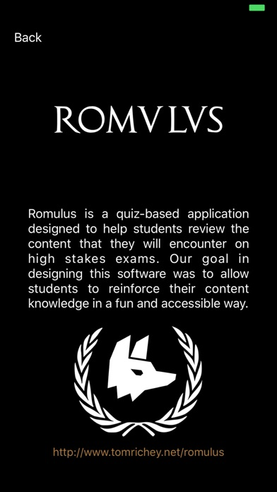 Screenshot for Romulus Euro in United States App Store