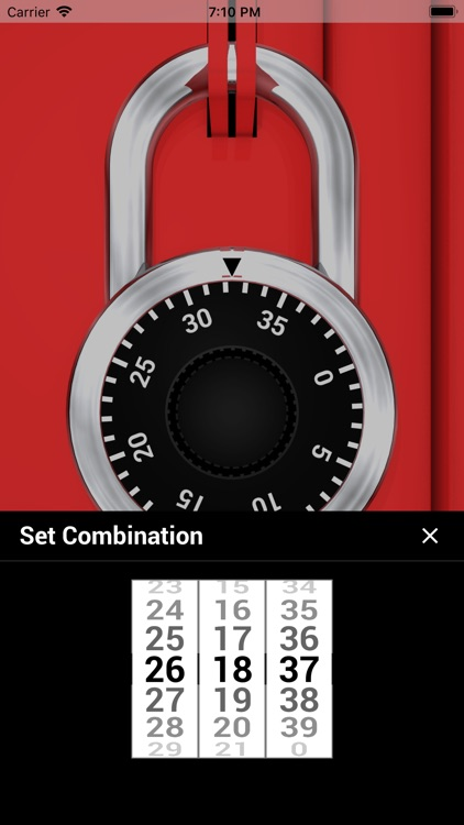 Combo Lock 101 screenshot-1