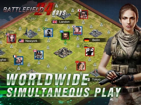 Screenshot #2 for Battlefield 24 Days