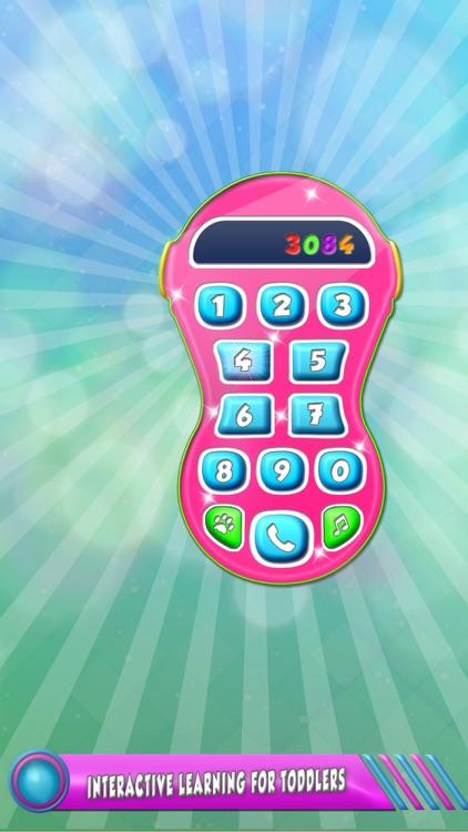 Cute Phone Toy Animal Sound screenshot-4