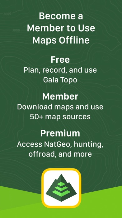 Gaia GPS Hiking, Hunting Maps for Windows