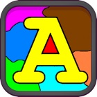 ABC Draw Coloring - Learning Letters Academy icon