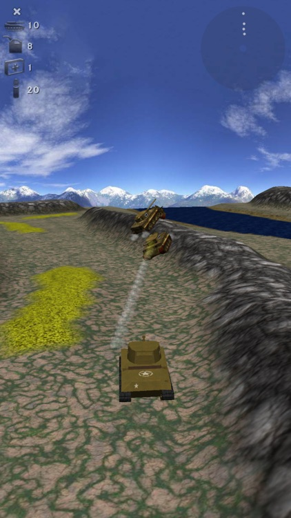 Tank Ace Reloaded Lite screenshot-0