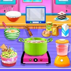 Activities of Cake Maker Dessert Cooking