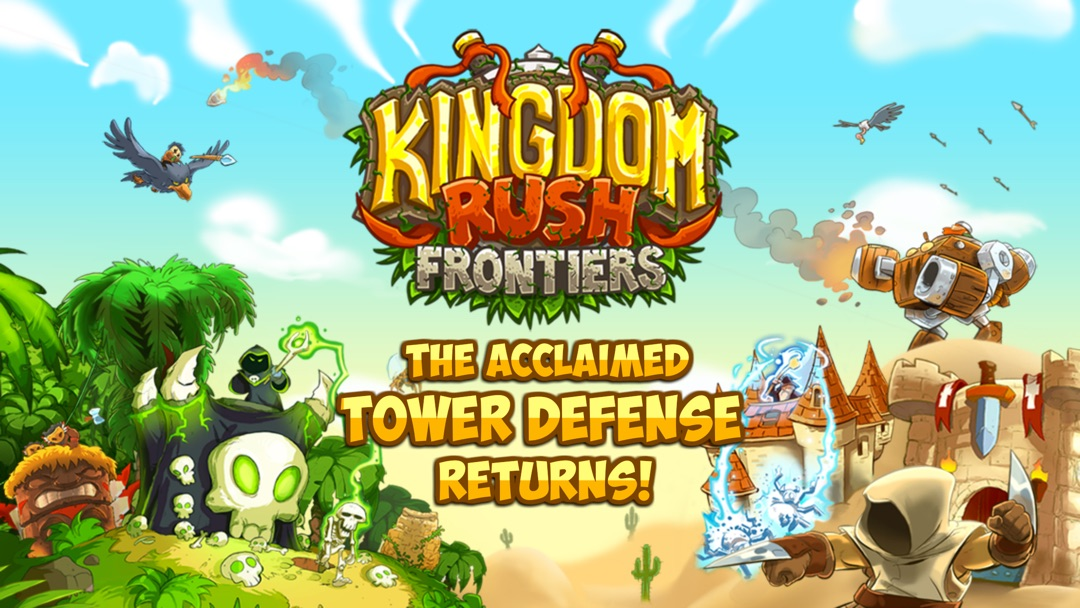 3 Minutes to Hack Kingdom Rush Frontiers - Unlimited | TryCheat com