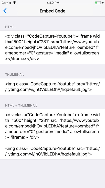 CodeCapture screenshot-1