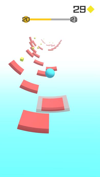 Twisty Bounce! screenshot 1