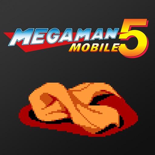 MEGA MAN 5 MOBILE icon