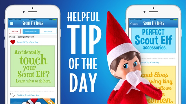 The Elf On The Shelf Ideas On The App Store
