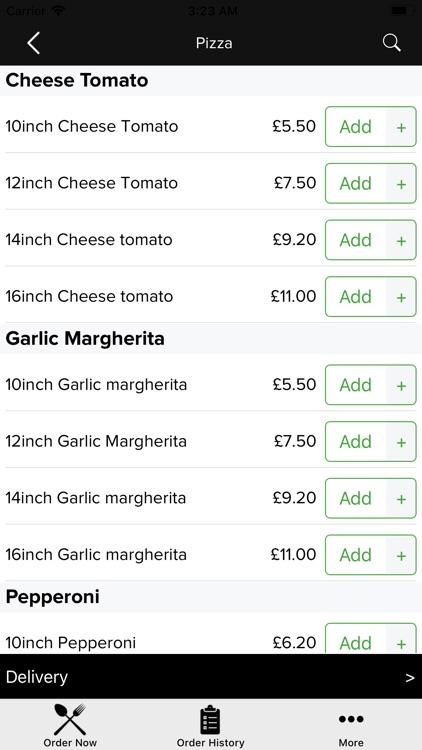 Mr Pizza Runcorn By Touch2success