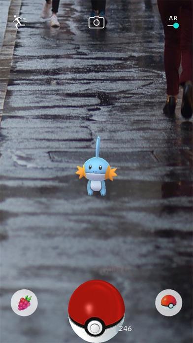 Pokémon GO iPhone