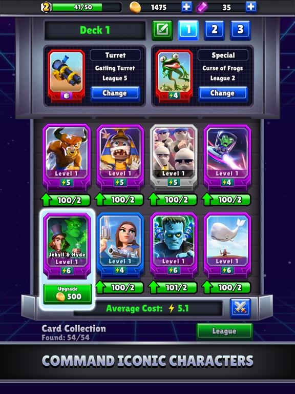 Chaos Battle League для iPad