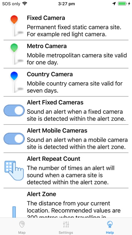 South Australian Radar Alert by Todd Sandery