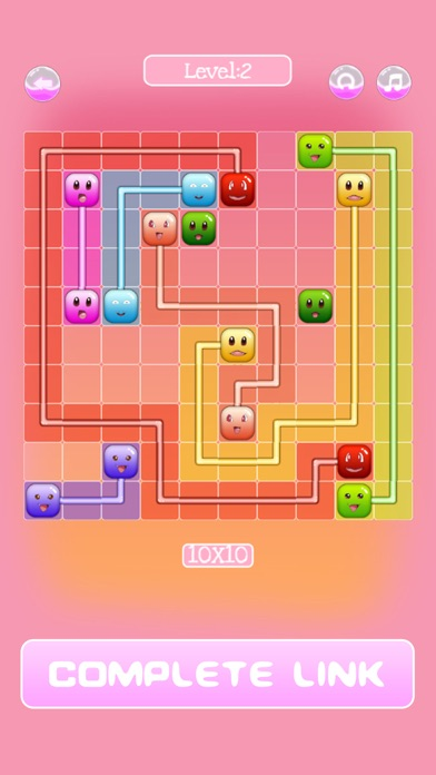 Image of Square Match Link for iPhone